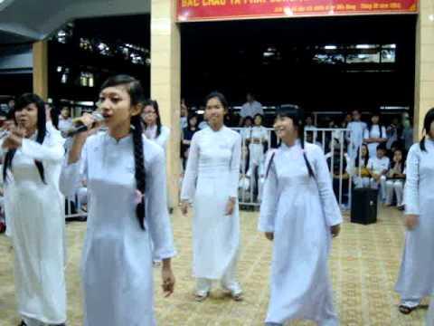 Tháng năm học trò (vòng loại) 10A19 - TrườngNguyễn Công Trứ