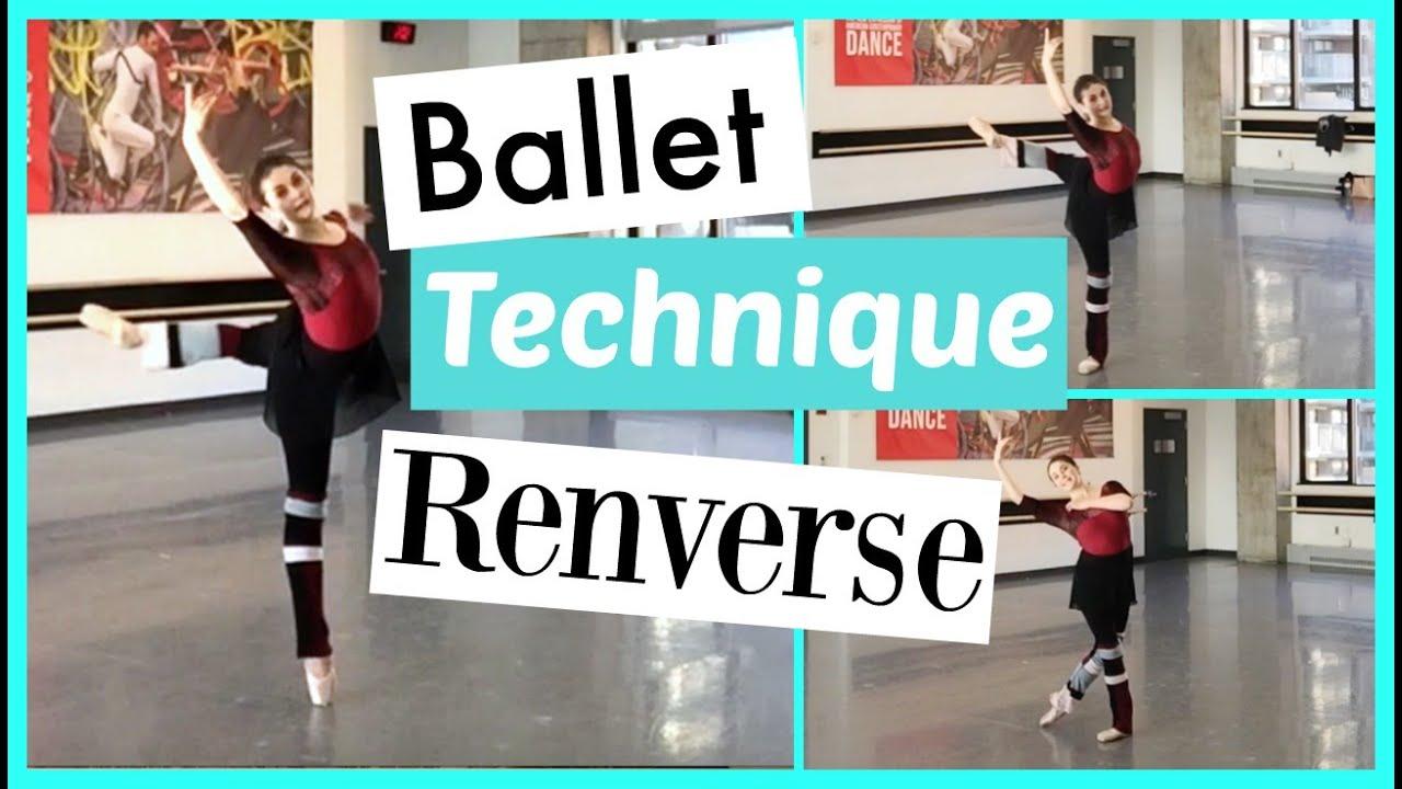 Ballet Technique: Renverse | Kathryn Morgan - YouTube