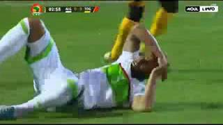 Algeria vs Togo full match
