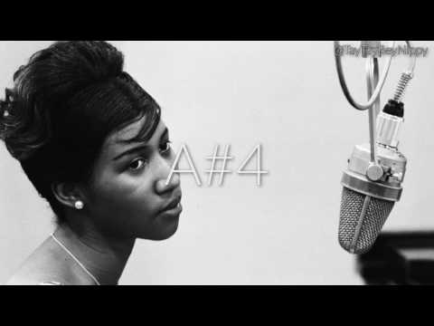 "Aretha Franklin - ""A Change Is Gonna Come"" Vocal Showcase (F3-F#5)"