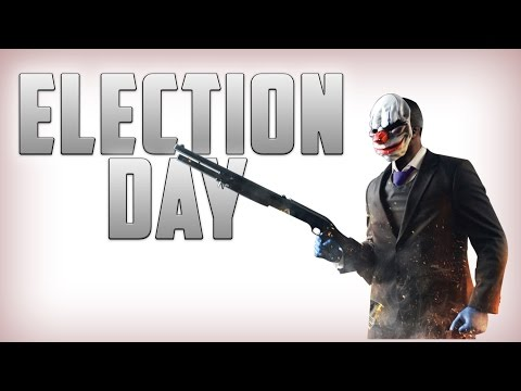 Election Day Solo Stealth - Payday 2 (Death Wish)