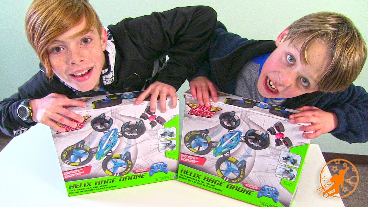 air hogs helix race drone instructions