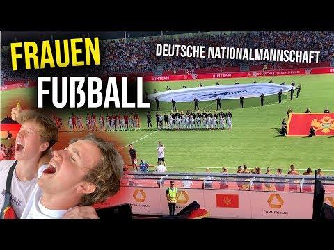 FRAUEN DEUTSCHE NATIONALMANNSCHAFT!!