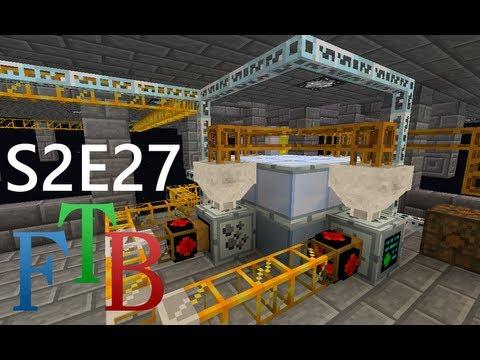 Feed The Beast: S2E27 - Gregtech Ore-Prosessori