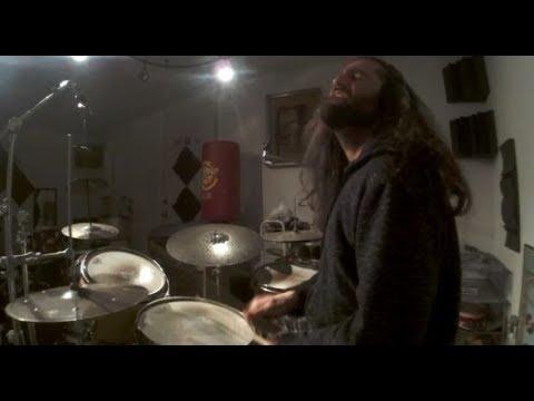 Andrew McAuley (KindBeats) - Wake 'N Break No. 1171 - 16th Note Funk Groove w/ Open Hats On Upbeats