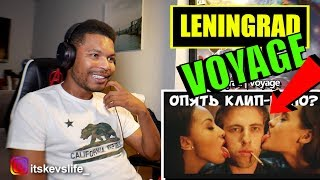 Leningrad — Voyage | reaction