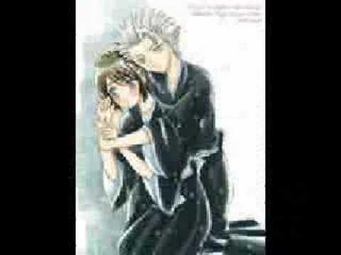 Cute Anime Couples~Umbrella