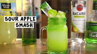 Sour Apple Smash