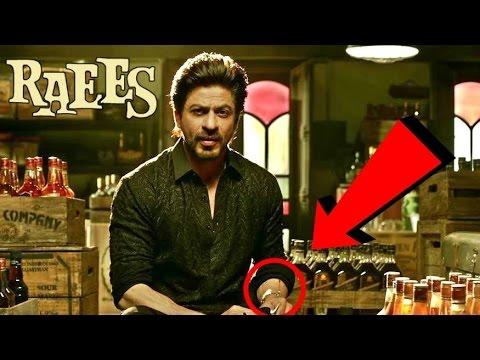 RAEES Mistakes I RAEES REVIEW I Shahrukh Khan, Nawazuddin, Mahira Khan | #Raees