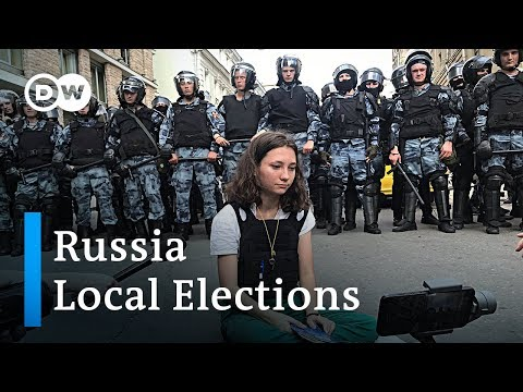 How opposition candidates get locked out of Russia's local elections   Dw News