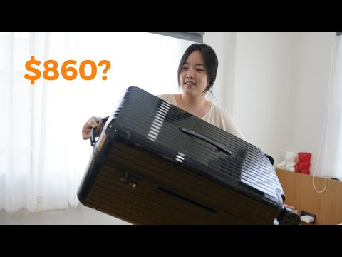 RIMOWA Essential Trunk Luggage Review 2020