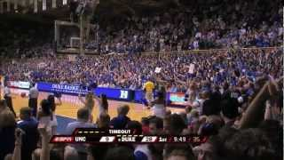 Crazies Enjoy Rout of UNC in 2010