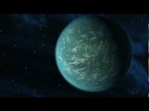 Kepler 22b - a planet in a star's habitable zone