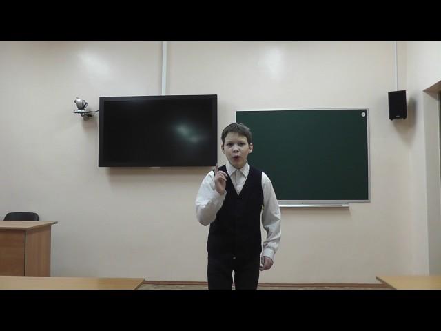 """Изображение предпросмотра прочтения – «""""Час театра""""» читают произведение «Соловьи» И.А.Крылова"""