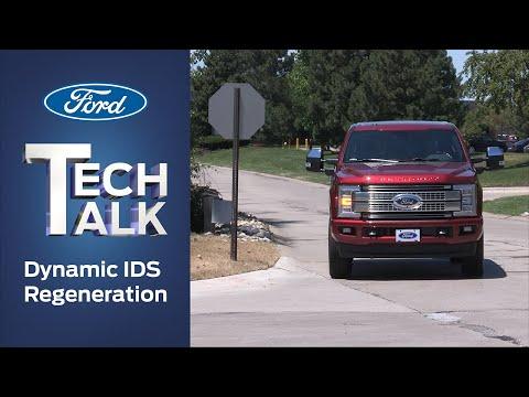 Dynamic IDS Regeneration | Ford Tech Talk