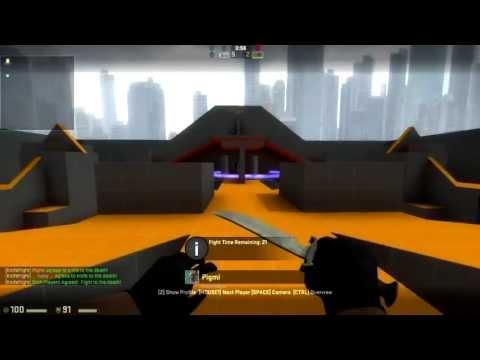 Counter Strike Go SinglePlayer | Episode 1...