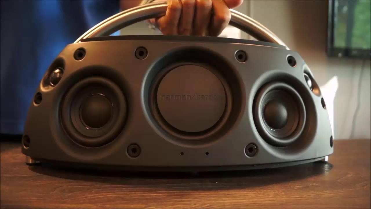 รีวิว ลำโพงบลูทูธ Harman Kardon Go + Play Mini คุณภาพเสียงระดับ 5 ดาว  พลังเสียงโครตหนักแน่น!!!