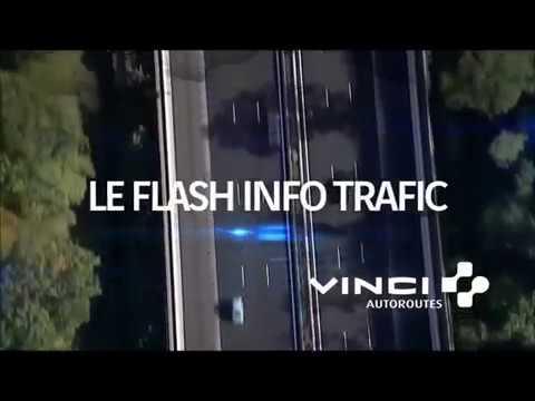 jingle vidéo Radio VINCI Autoroute
