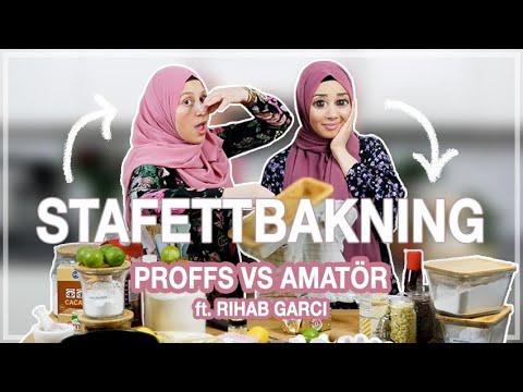 Download STAFETTBAKNING! - Bakar utan mått 1 minut var | Proffs vs Amatör