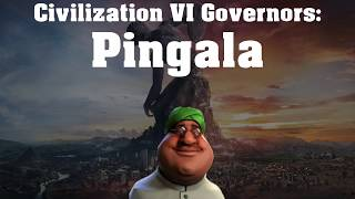 Video Civilization VI Rise and Fall Governor Spotlight - Pingala download MP3, 3GP, MP4, WEBM, AVI, FLV Maret 2018