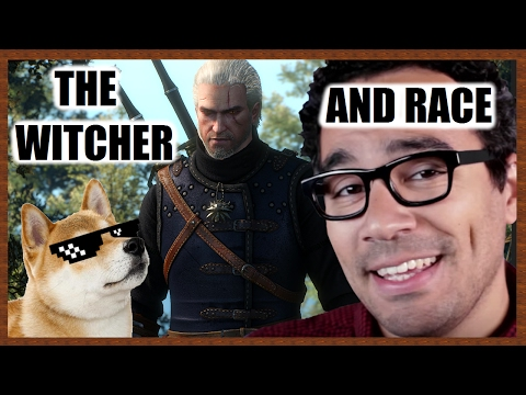 """The Witcher 3 Race """"Controversy"""""""