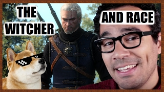"The Witcher 3 Race ""Controversy"""