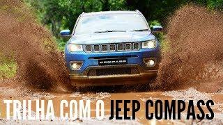 Na Trilha Com O Jeep Compass No Evento Jeep Territory - BlogAuto