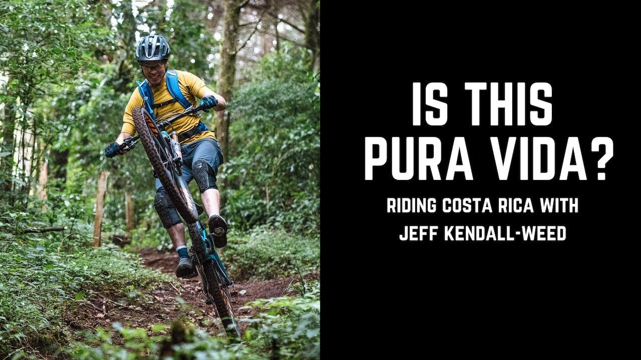 Costa Rica: ripping jungle trails & surviving the emergency room!