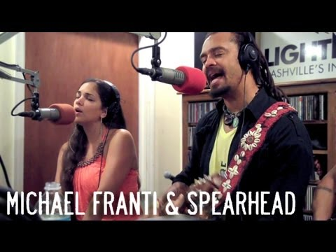 Michael Franti and Spearhead - Hey Hey Hey - Live at Lightning 100