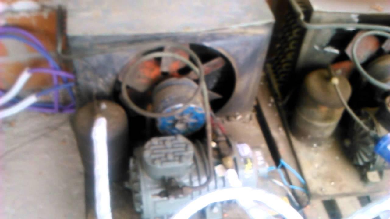 Circuito Electrico Heladera Comercial : Circuito eléctrico trifasico heladera comercial youtube