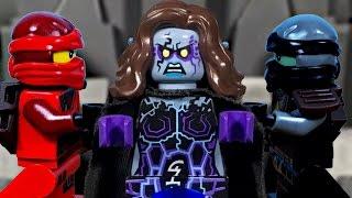 LEGO Ninjago: The End of the Ninja