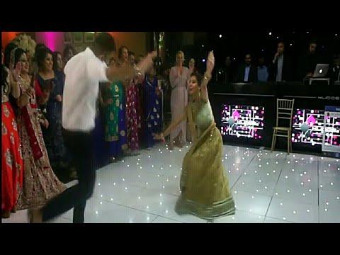 High Volt Bhangra In Marriage || Best Punjabi Wedding Dance 2017