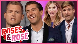 The Bachelor: Roses and Rose: The Men Tell All, Jason Wins the Night!