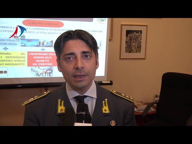 OPERAZIONE FLYABLE, 14 ARRESTI PER CONTRABBANDO SIGARETTE DALL'EST EUROPA