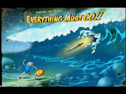 Adventure Time: Finn and Jake Investigations [ Everything must go ]