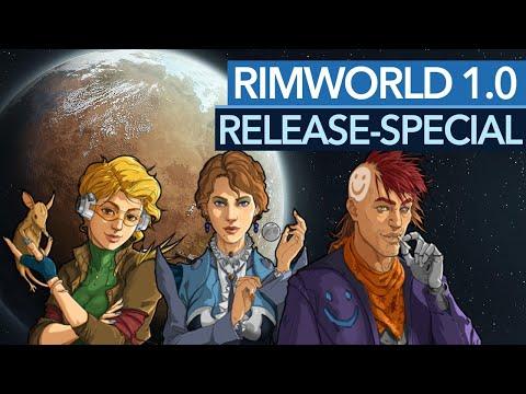 Ist der Steam-Hit RimWorld mit Version 1.0 jetzt fertig?
