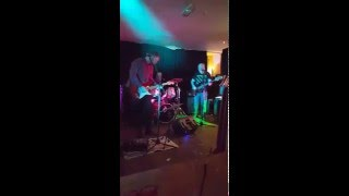 The Marv White Band - Brick in the Wall - fishponds Matlock 2015