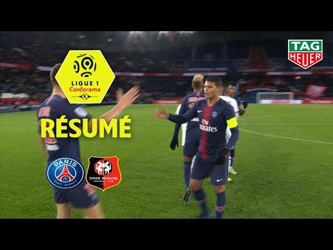 Paris Saint-Germain - Stade Rennais FC ( 4-1 ) - Résumé - (PARIS - SRFC) / 2018-19