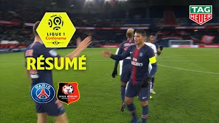 Paris Saint-Germain - Stade Rennais FC ( 4-1 ) - Résumé - (PARIS - SRFC) / 2018-19