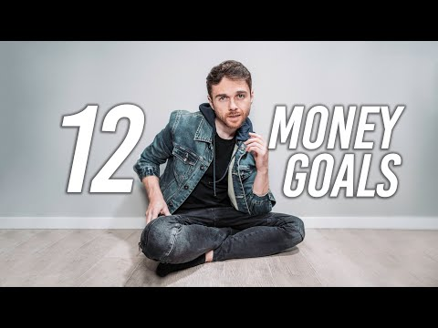 Top 12 Financial Goals For Your Money In 2020