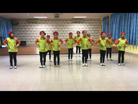 ACTION SONG SK PUTRAJAYA PRESINT 8(2)