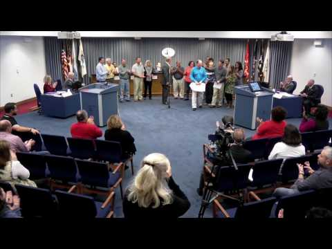 Jacksonville City Council Meeting - December 6, 2016