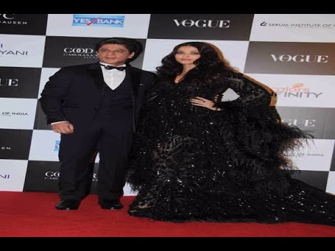 In Graphics: See the latest pictures of Shahrukh Khan and Aishwarya Rai
