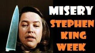 Misery Review (Stephen King Week! Halloween Horror Movie Month!)