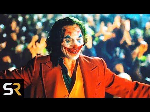New Deleted Joker Scene: Alternate Ending Revealed