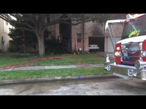 Knolls Spring Trail House Fire