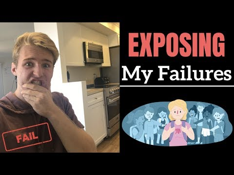 Exposing My Business Failures (Don't Mock Me)