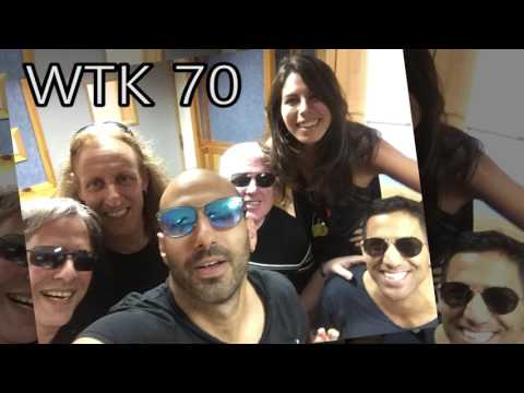 wtk 70 Radio show and fun