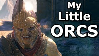Best Orcs in Shadow of War
