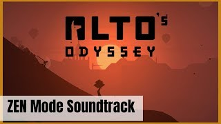 ALTO'S ODYSSEY | ZEN Mode Soundtrack [1 Hour]